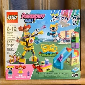 LEGO 41287 Powerpuff Girls Bubbles' Playground Set